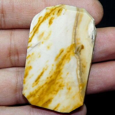121.05 Cts. 100% NATURAL RARE POLYGRAM JASPER ROUGH CAB UNTREATED GEMSTONE UE027