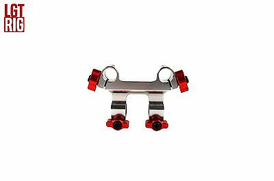 4Way Clamp 90 Degree Clamp sil for 15mm Rod Rails Support System,Shoulder Rig,17