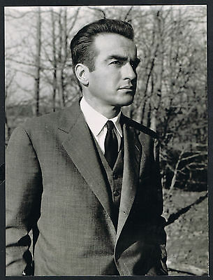 PRESS PHOTO, Montgomery Clift, film and stage actor, Wild river, Pressefoto /120
