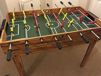 Football Table 7 in 1 Games Table