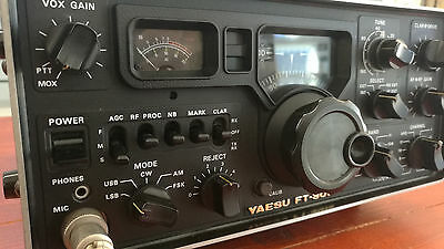 YAESU FT-301S HF Tranceiver, Rare Collectors item from 1976, hard to find! MINT!