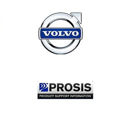 NEW  VOLVO PROSIS 09.2015(2016) workshop manual, parts catalog, diagrams, etc