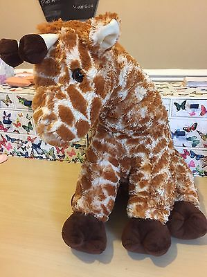 Large Cuddly Giraffe Soft Toy
