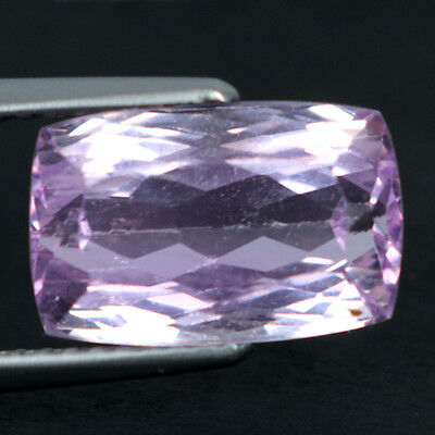 5.35 Ct Inspiring! Top Fire 100% Natural Afghanistan Lovely Pink Kunzite.