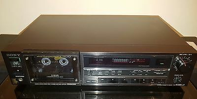 Sony tc-k555 esII, high-end stereo cassette deck, Hifi separate