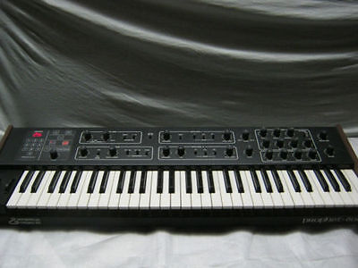 Sequential Circuits Prophet 600 Synthesizer