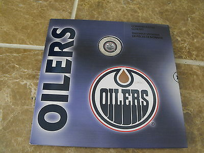 Canada 2008 Oilers Hockey Set - 7 Coins - Royal Canadian Mint
