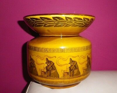 Extremely Rare Royal Doulton Seriesware Spittoon - Witches D2735 - Excellent !!