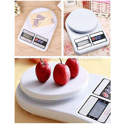 10kg/1g electronic digital Digital LCD Electronic Kitchen Food Weighing Scales