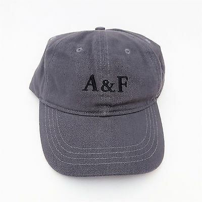 Abercrombie & Fitch Cap / Baseball cap / Sport Hat / 100% Cotton / One Size