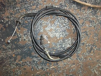 Kymco people S 125 Throttle Cable 2009