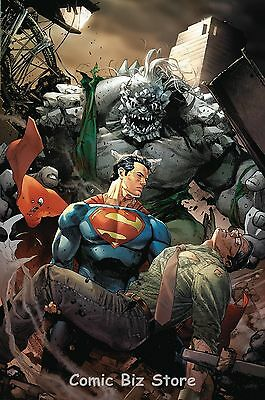Action Comics #959 (2016) 1St Printing Bagged & Boarded