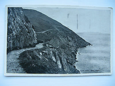 Cliff Walk, Bray Head - Posted Card From 1948 Valentines Publication