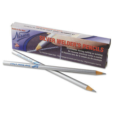Nissen Silver Welder's Pencil 06051