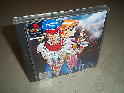 Rapid Reload Pal Ps1 .replacement Case+Inlays Only.no Game