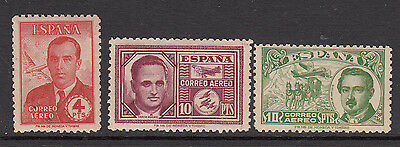 Spain early AIR MAIL stamps unmounted (MNH) mint high catalogue