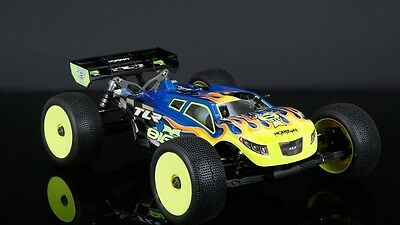 TLR TLR04001 Team Losi Racing 8IGHT-T 3.0 Kit 8T 1/8 4WD Nitro Truggy