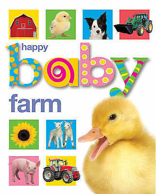 Farm (Happy Baby Soft to Touch), Roger Priddy, New Book