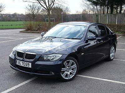 BMW 320d SE Auto Diesel Full Grey Leather Private Number Included