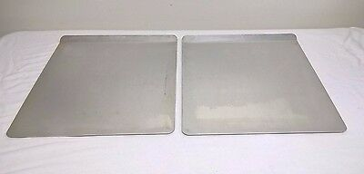 """Vintage Wear Ever Insulated Bakeware Aluminum Cookie Sheets 14"""" x 16"""""""