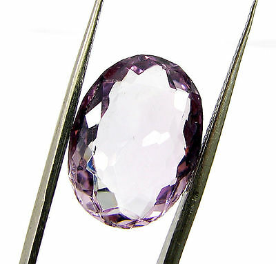 8.70 Ct Natural Amethyst Loose Gemstone Oval Cut Beautiful Stone Brazil - 10650