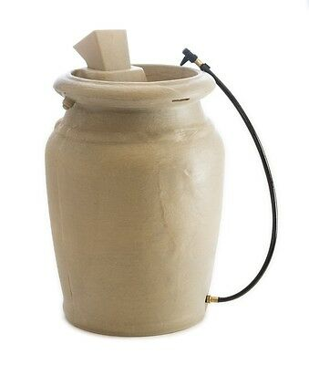 YIMBY US4000 Urn Style Rain Barrel (Sandstone) (Direct from manufacturer)