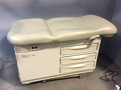 Midmark Ritter 204 Manual Exam Table, Medical, Hospital, Exam, Furniture, Table