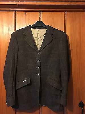 Pikeur Epsom Tweed Competition Show Jacket Size 8