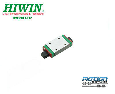 New Hiwin MGN9H Linear Guides MGN Series Linear Bearings 30mm to 1190mm Long