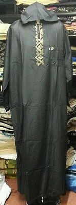 Moroccan hooded thobe.polycotton quality.size 56 to 62.