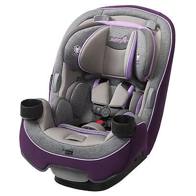 Safety 1st Grow and Go; 3-in-1 Convertible Car Seat - Sugar Plum