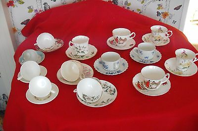 cups and saucers big lot