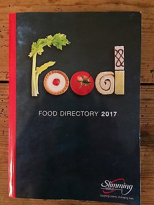 Slimming World Food Directory 2017 Edition ~ Brand New ❤