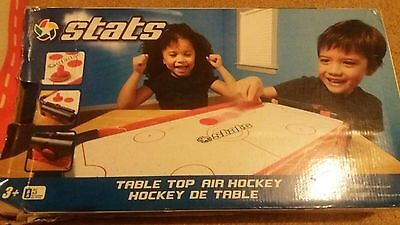 Table top air hockey game ToysRus age 3+ boxed