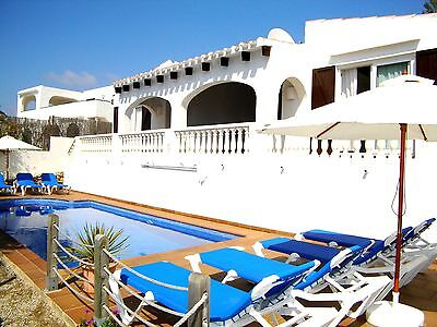 Beautiful Private villa with Private Swimming Pool in Menorca, Spain. 7 nights
