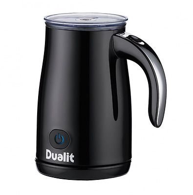 Dualit Milk Frother - Hot frothed milk or cold frothed milk in just 2 mins! NEW
