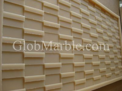 Concrete Mold Mosaic Tile Mould  Ms 861 Plaster Veneer Stone Mold 3D