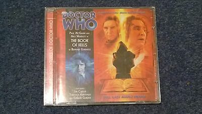 Doctor who BIG FINISH audiobook - 4.04  (CD)  - THE BOOK OF KELLS