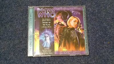 Doctor who BIG FINISH audiobook - 2.7  (CD)  - SISTERS OF THE FLAME