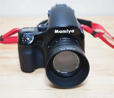 Mamiya 645 AFD II with Phase One P21 Digital Back and 3 lenses