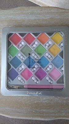 New Dovecraft Chalks - Perfect For Card Making & Scrapbooking