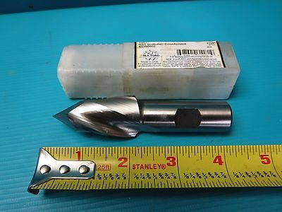 Used M.a. Ford 1X82º Hss Uniflute Countersink 61100002