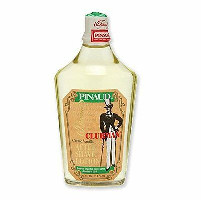 Clubman Pinaud After Shave Lotion - Classic Vanilla 6 ounce