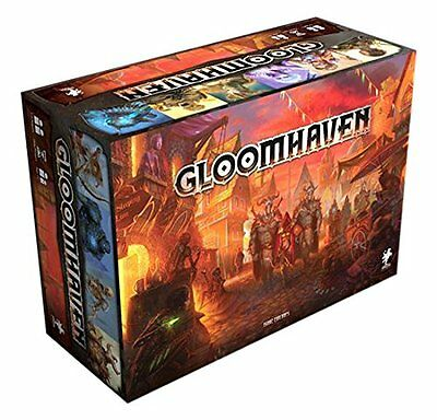 GLOOMHAVEN Second Edition Board Game - *PREORDER*  Guaranteed stock!