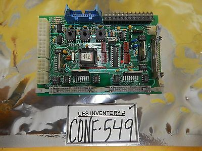 Solid State Equipment 1000462AX Pneumatic SSEC Control Board 1000-462A1 PCB Used