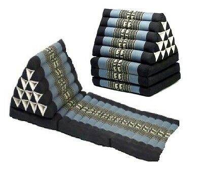 Handcrafted Meditation Cushion Yoga Mat Home Daybed Garden Outdoor Beach Relax