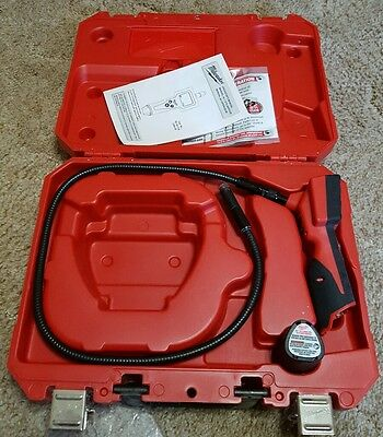Milwaukee 2300-20 Digital Inspection Camera AA Battery Powered