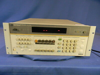 Agilent HP 8901B Modulation Analyzer W/OPT 001,002,030,033,035