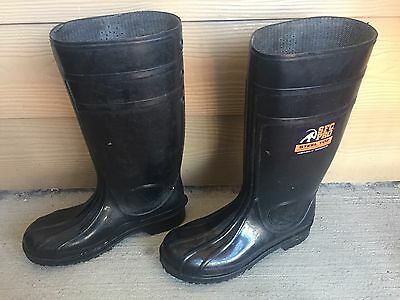 SFC Pro Shoes For Crews Steel Toe Work Boots/Size M10