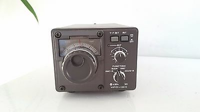Kenwood  VFO-120 Remote External VFO TS-120s TS-130s C MY OTHER HAM RADIO GEAR